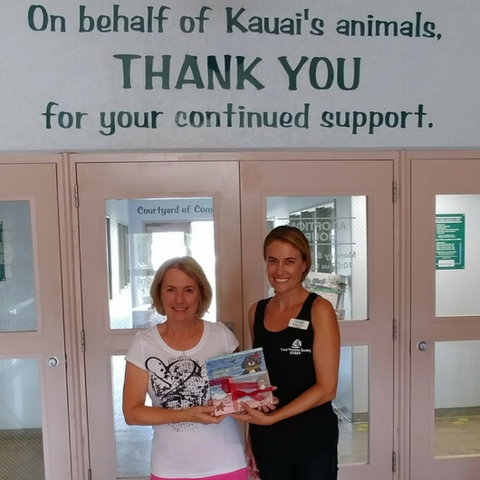 A Visit to Kauai Humane Society