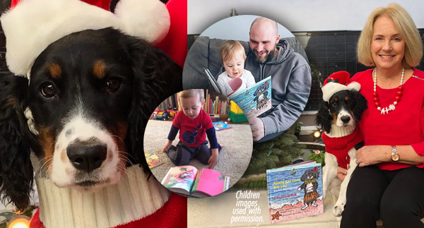 Local Author Delivers Holiday Smiles with Children's Book